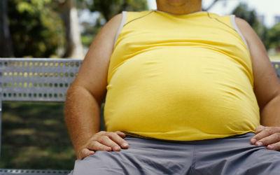肥満が増える