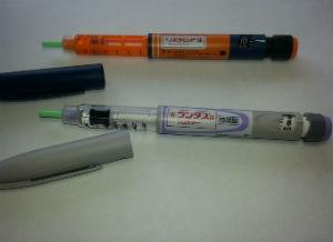 インスリン注射