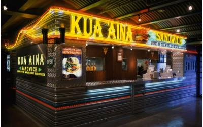 クアアイナ 横浜赤レンガ店