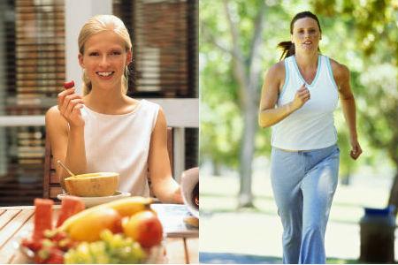 妊娠糖尿病,生活習慣
