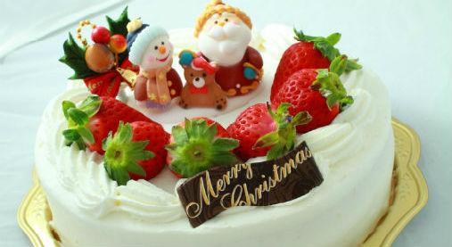 クリスマス,糖尿病,ケーキ